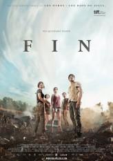 The End (2012) afişi