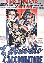 È arrivato l'accordatore (1952) afişi