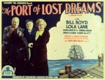 Port of Lost Dreams (1934) afişi