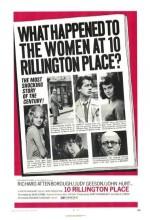 10 Rillington Place (1971) afişi