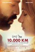 10.000 Km (2014) afişi