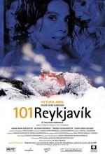 101 Reykjavik (2000) afişi
