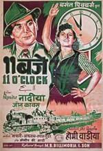 11 O'clock (1948) afişi