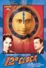 12 O'clock (1958) afişi
