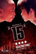 15 (2002) afişi