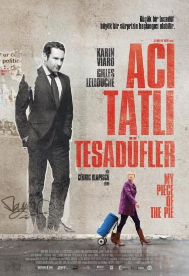 Acı Tatlı Tesadüfler (2011) afişi