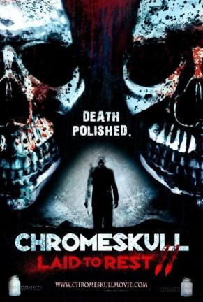 Chromeskull: Laid To Rest 2 (2011) afişi