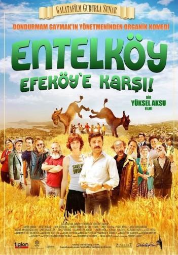 Entelköy Efeköy'e Karşı (2011) afişi