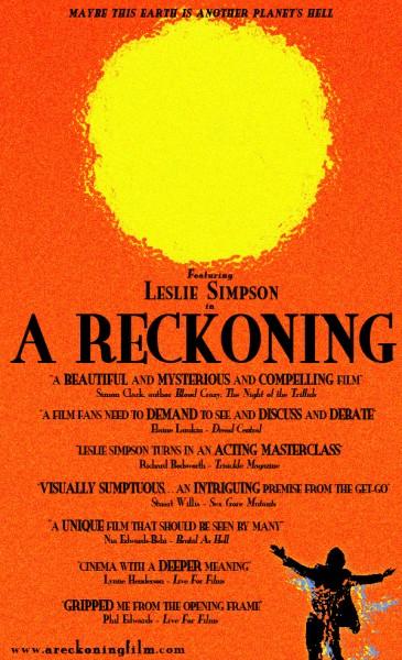 A Reckoning (2011) afişi