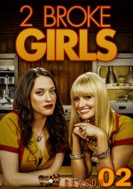 2 Broke Girls 2. Sezon