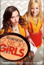 2 Broke Girls (5. Sezon) (2015) afişi