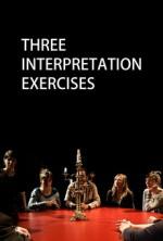 3 Oyunculuk Egzersizi (2013) afişi