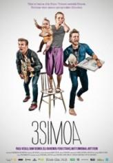 3 Simoa (2012) afişi