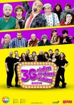 3G Show (Geldim Gördüm Güldüm) (2016) afişi