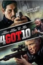 4Got10 (2015) afişi
