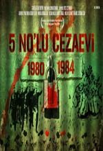 5 No'lu Cezaevi (2010) afişi