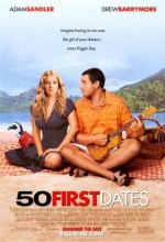 50 İlk Öpücük – 50 First Dates Filmi Full izle