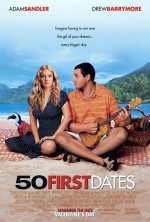 50 İlk Öpücük (2004) afişi