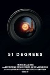 51 Degrees North (2015) afişi