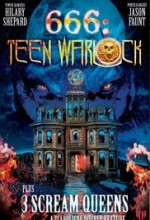 666: Teen Warlock (2016) afişi