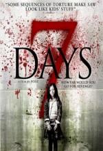 Katille 7 Gün (2010) afişi