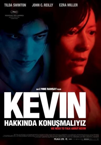 Kevin Hakkında Konuşmalıyız (2011) afişi
