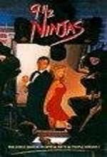 9 1/2 Ninjas! (1991) afişi