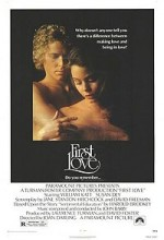 First Love (1977) afişi