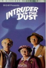 Intruder in The Dust (1949) afişi