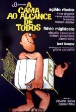 A Cama Ao Alcance De Todos (1969) afişi