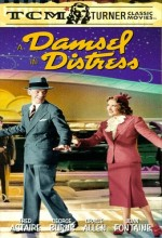 A Damsel in Distress (1937) afişi