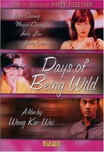 Days of Being Wild (1990) afişi
