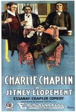 A Jitney Elopement (1915) afişi