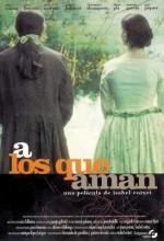 A Los Que Aman (1998) afişi