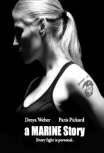 A Marine Story (2010) afişi