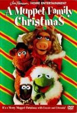 A Muppet Family Christmas (1987) afişi