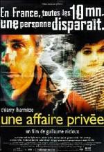 A Private Affair (2002) afişi