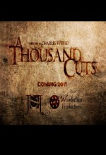 A Thousand Cuts (2012) afişi