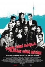 Türk Gibi Başla Alman Gibi Bitir (2009) afişi