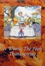 A Winnie The Pooh Thanksgiving (1998) afişi