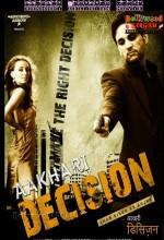 Aakhari Decision(ı) (2010) afişi
