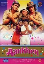 Aankhen (ı) (1993) afişi