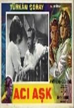 Acı Aşk (I) (1963) afişi