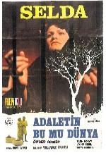 Adaletin Bu Mu Dünya? (1971) afişi