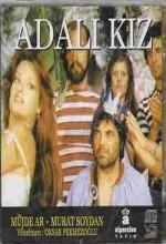 Adalı Kız (1976) afişi