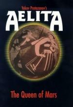 Aelita (1924) afişi