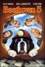 Afacan Köpek Beethoven 5 (2003) afişi