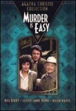 Agatha Christie's Cinayet Kolaydır (1983) afişi