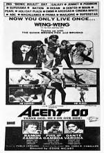 Agent 00 (1981) afişi