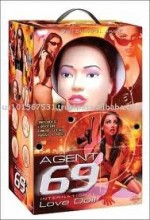 Agent 69 (1964) afişi